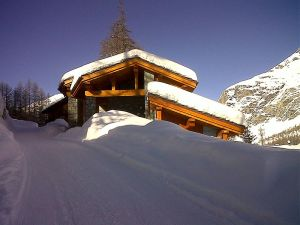 Chalets in Val d'Isere